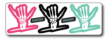 SHAKA STICKER PACK