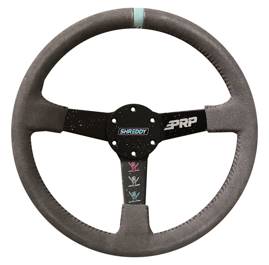 Steering Wheel // PRP X Shreddy // Deep Dish