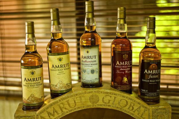 Single Malt made in India?