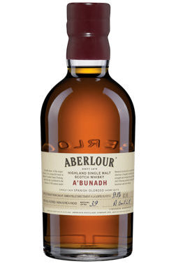 Aberlour A'Bunadh Single Malt Scotch