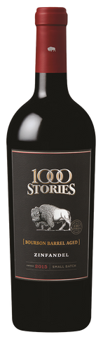 1000 Stories Bourbon Barrel Aged Zinfandel 2015 - Wine Globe