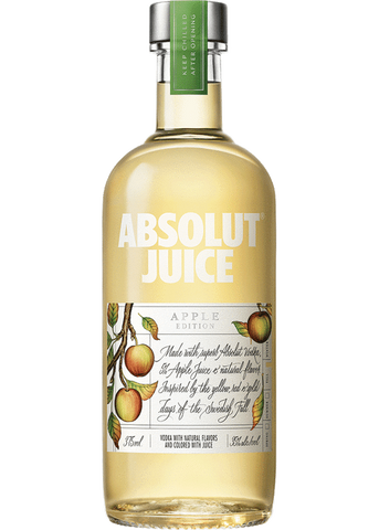 Absolut Juice Apple Vodka