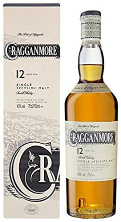 Cragganmore 12 Year Single Malt Scotch