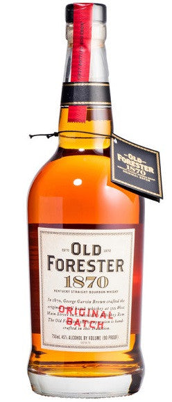 Old Forester 1870 Bourbon
