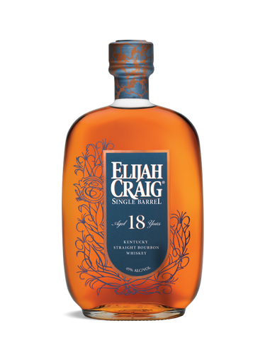 Elijah Craig 18 Year Single Barrel Kentucky Bourbon