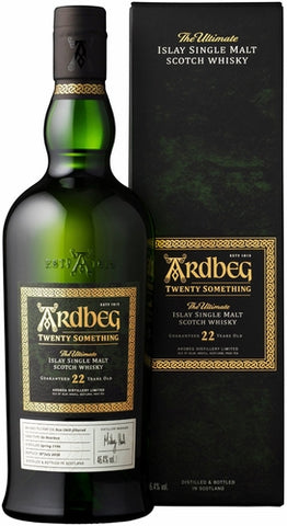 Ardbeg Twenty Something 22 Year Single Malt Scotch