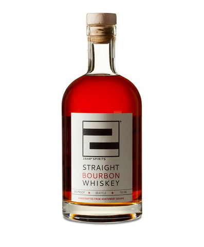 2bar Straight Bourbon Whiskey