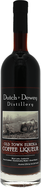 Dutch and Dewey Old Town Eureka Coffee Liqueur