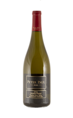 Peter Paul Bacigalupi Chardonnay Russian River 2015