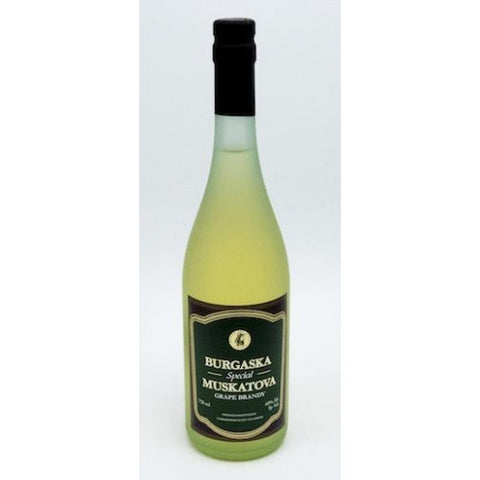 Burgaska Grape Brandy Muscat