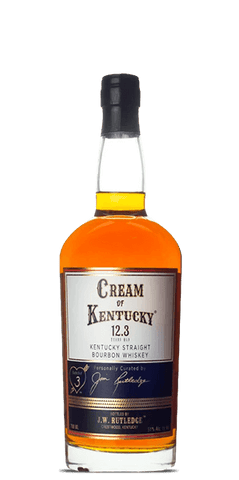 Cream of Kentucky 12.3 Year old Bourbon