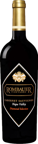 Rombauer Diamond Selection Cabernet Sauvignon 2014