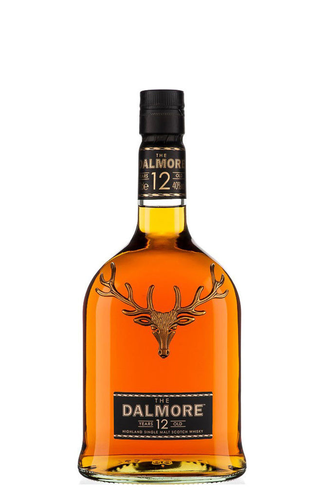 Dalmore 12 Year Single Highland Malt Scotch Whisky