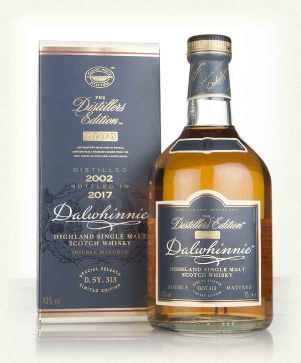 Dalwhinnie 2002 Distillers Edition Single Malt Scotch