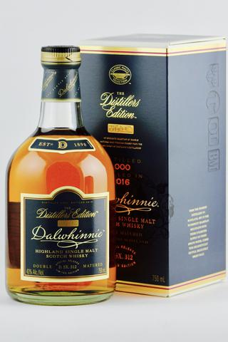Dalwhinnie 2003 Distillers Edition Single Malt Scotch