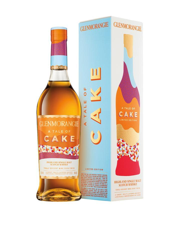 Glenmorangie A Tale of Cake Scotch Whiskey