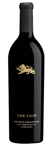 Hess Collection The Lion Mount Veeder Cabernet 2016