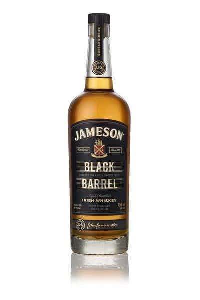 Jameson Irish Black Barrel