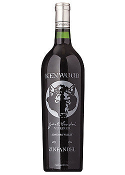Kenwood Zinfandel Sonoma Valley 2012 - Wine Globe