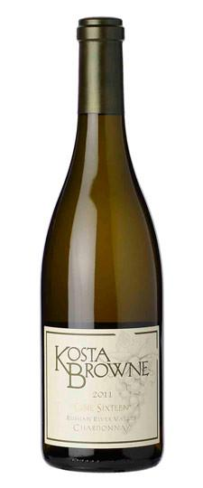Kosta Browne Russian River Chardonnay One Sixteen 2016