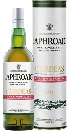 Laphroaig Cairdeas Port & Wine Casks