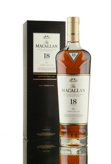 Macallan 18 Year Single Malt Scotch
