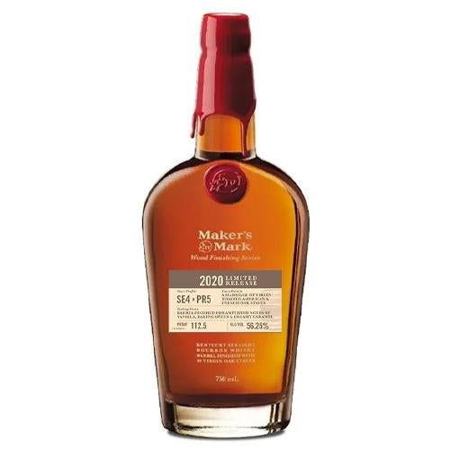 Maker's Mark Wood Finishing Series Bourbon 2020