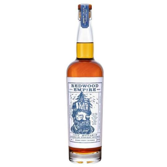 Redwood Empire Whiskey Lost Monarch