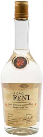 Spirit of India Premium Cashew Feni - Wine Globe