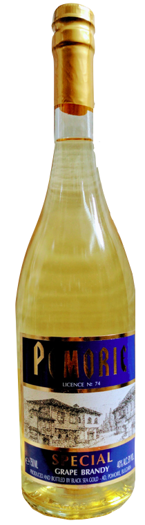 Pomorie Grape Special Grape Brandy - Wine Globe