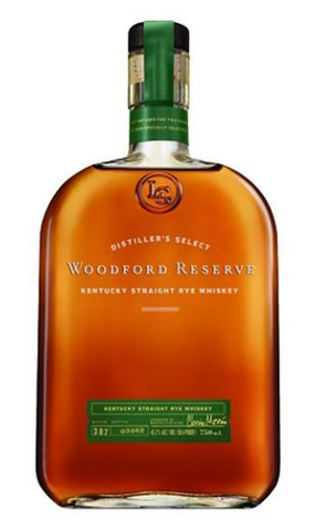 Woodford Reserve Distiller's Select Straight Rye - Wine Globe