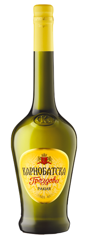 Karnobat Grape Brandy (1L) - Wine Globe