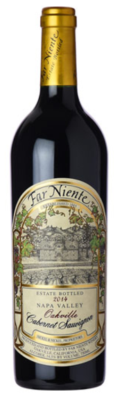 Far Niente Cabernet Saugvignon Napa Valley 2014