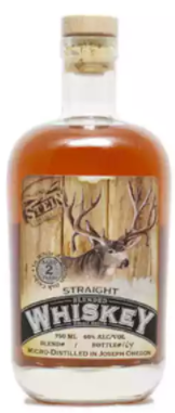 Stein Distillery 2 Year Blended Whiskey - Wine Globe