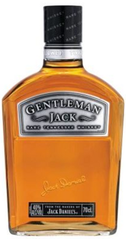 Jack Daniel's Gentleman Jack Tennessee Whiskey (Engraving Available)