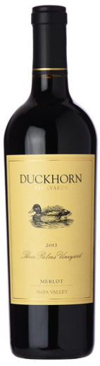 Duckhorn Three Palms Merlot 2013 - Wine Globe