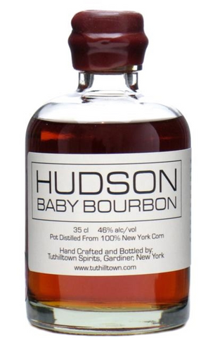 Hudson Baby Bourbon Whiskey - Wine Globe