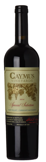 Caymus Special Selection Cabernet Sauvignon 2014 - Wine Globe