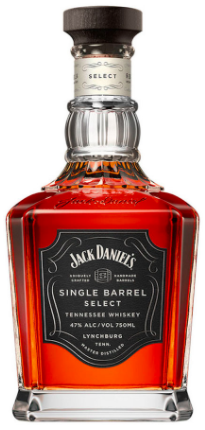 Jack Daniel's Single Barrel Select Tennessee Whiskey - Wine Globe