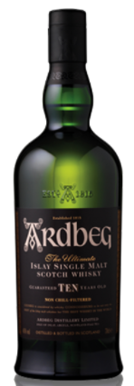 Ardbeg Single Malt Scotch Islay 10 Year - Wine Globe