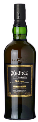 Ardbeg Uigeadail Single Malt Scotch - Wine Globe