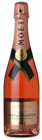 Moet & Chandon Nectar Imperial Rosé - Wine Globe