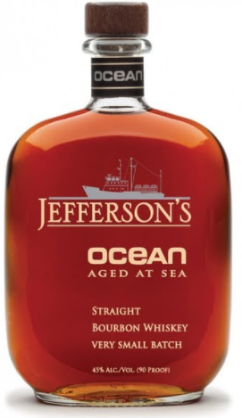 Jefferson's Ocean Aged at Sea Bourbon - Wine Globe
