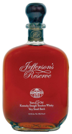 Jefferson's Reserve Bourbon - Wine Globe