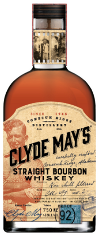 Clyde May Straight 92 PF Bourbon - Wine Globe