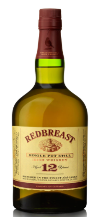 Redbreast 12 Year Old Irish Whiskey - Wine Globe