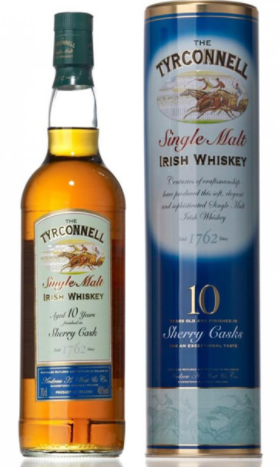 Tyrconnell 10 Year Sherry Cask - Wine Globe