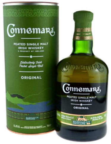 Connemara Peated Single Malt Irish Whiskey - Wine Globe