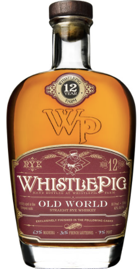 Whistlepig 12 Year Straight Rye Whisky
