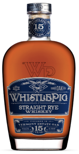 Whistlepig 15 Year Straight Rye Whisky